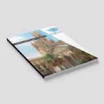Brochure brossura incollata