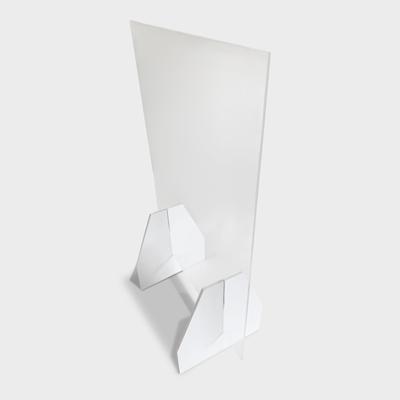 barriera protezione plexiglas