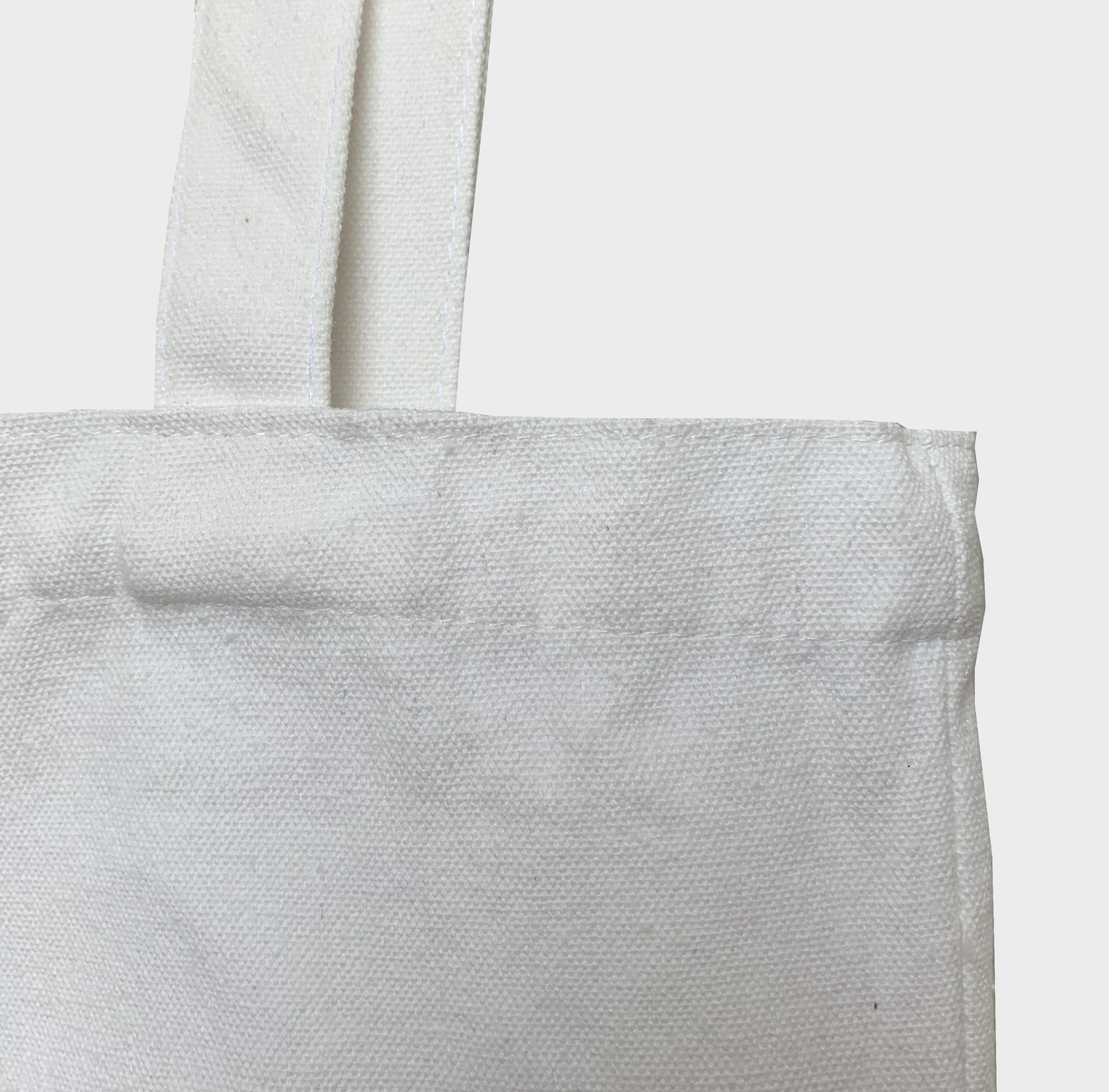 zoom borsa in tessuto personalizzata