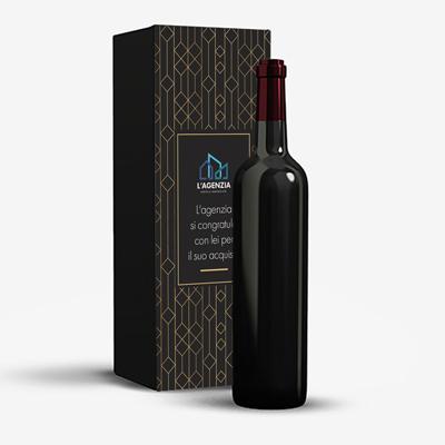 Confezione bottiglia vino
